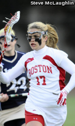 Women's Lacrosse Hosts New Hampshire on Wednesday