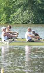 Men's Crew Advances Four Boats to IRA Semifinals