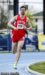 Peters Advances to 1500m Final at NCAA Championships