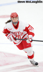 No. 5 Terriers Top New Hampshire, 3-2