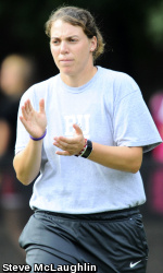 Clinton Promoted to Women's Soccer Associate Head Coach
