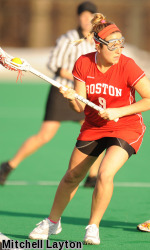 No. 2/3 Maryland Defeats Women's Lacrosse, 18-8