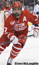 Terriers, Wildcats Face Off in Hockey East Semifinals on NESN, NBCSN