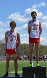 Terriers Finish Fourth at PL Outdoor Championships
