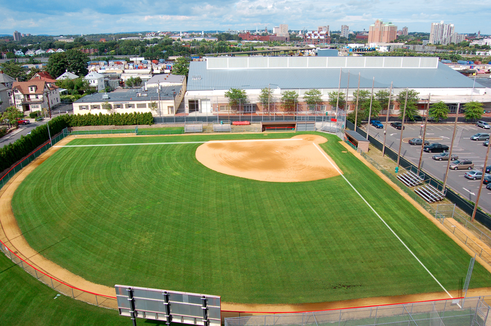 boston university new balance field address