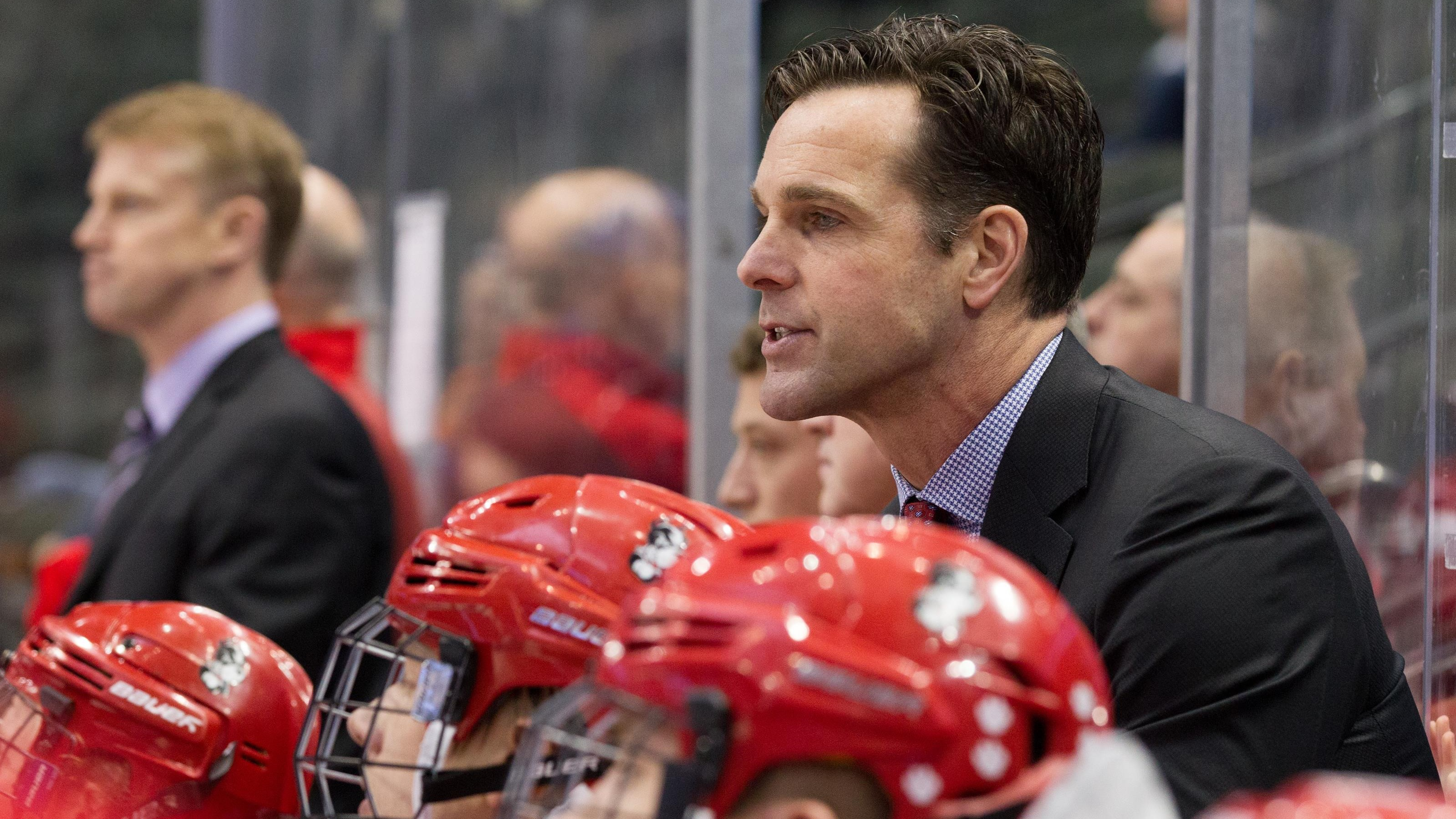 Men's Ice Hockey Announces 2016-17 Roster, New Staff Members