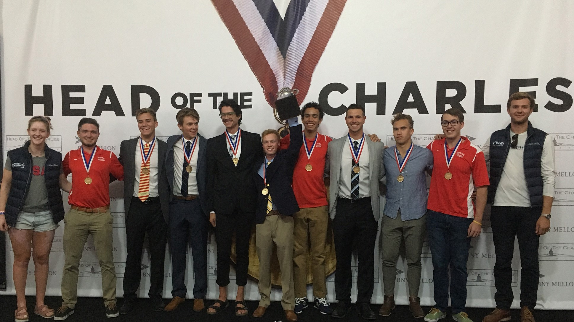 Terriers Win Gold and Bronze on Day 1 of HOCR