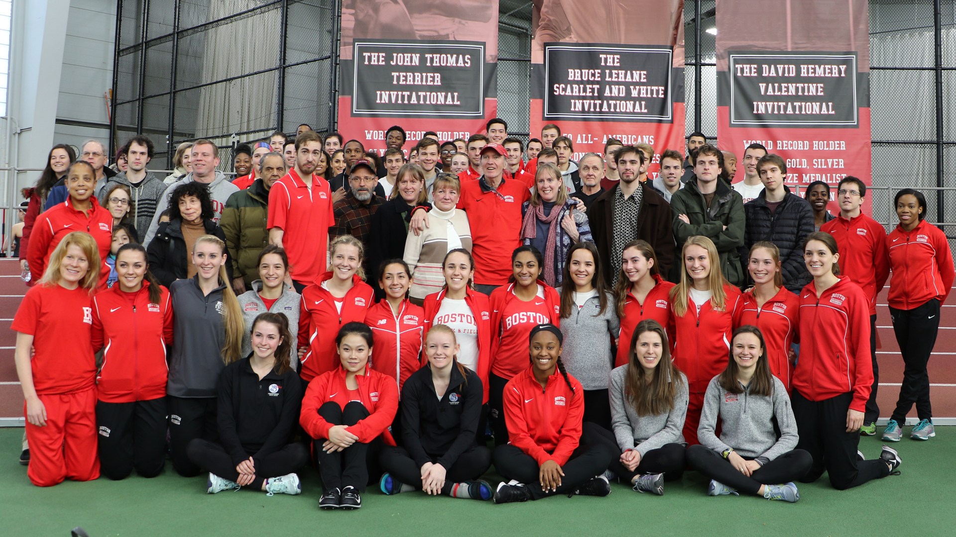 Terriers Compete at Bruce Lehane Scarlet & White Invitational