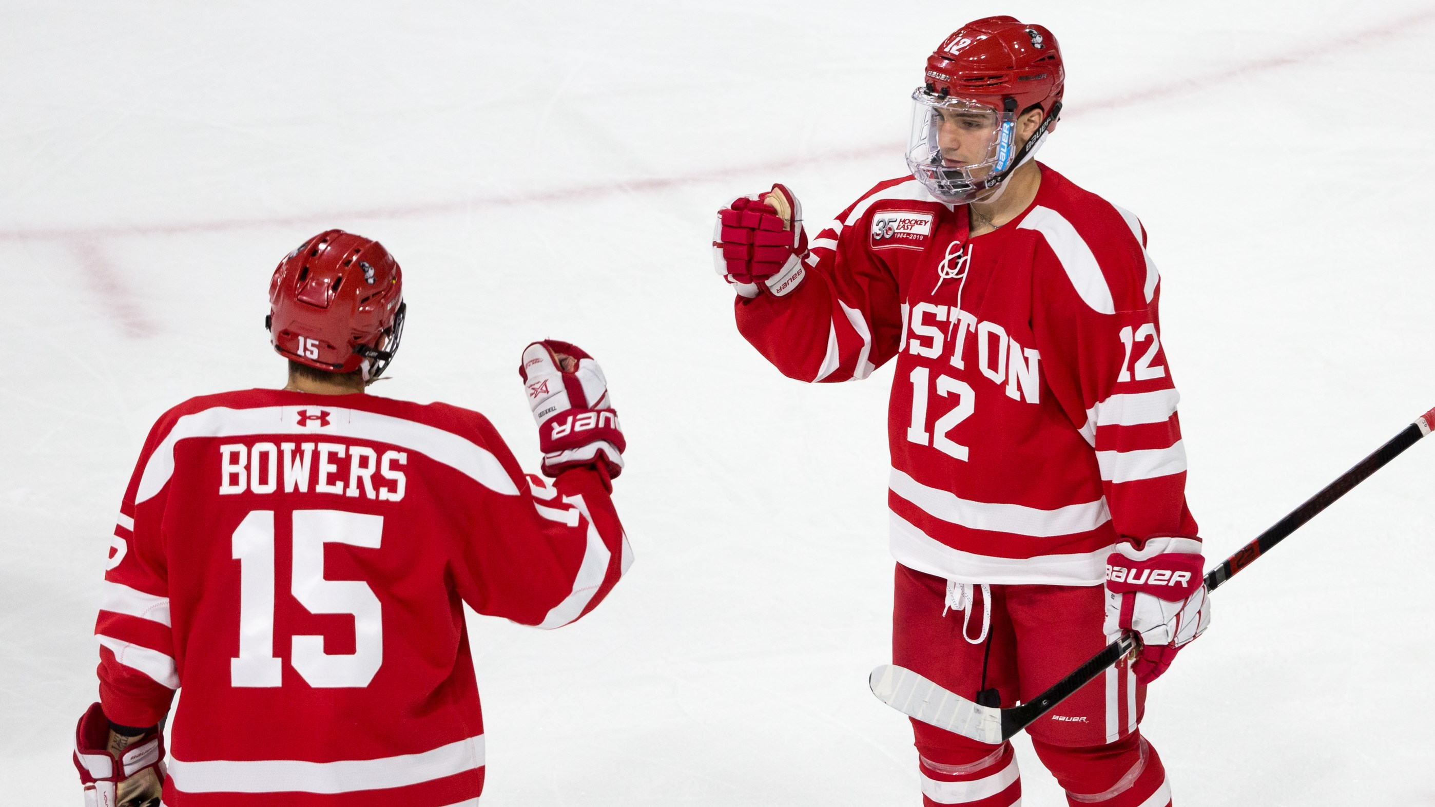 Image result for bu hockey uniforms