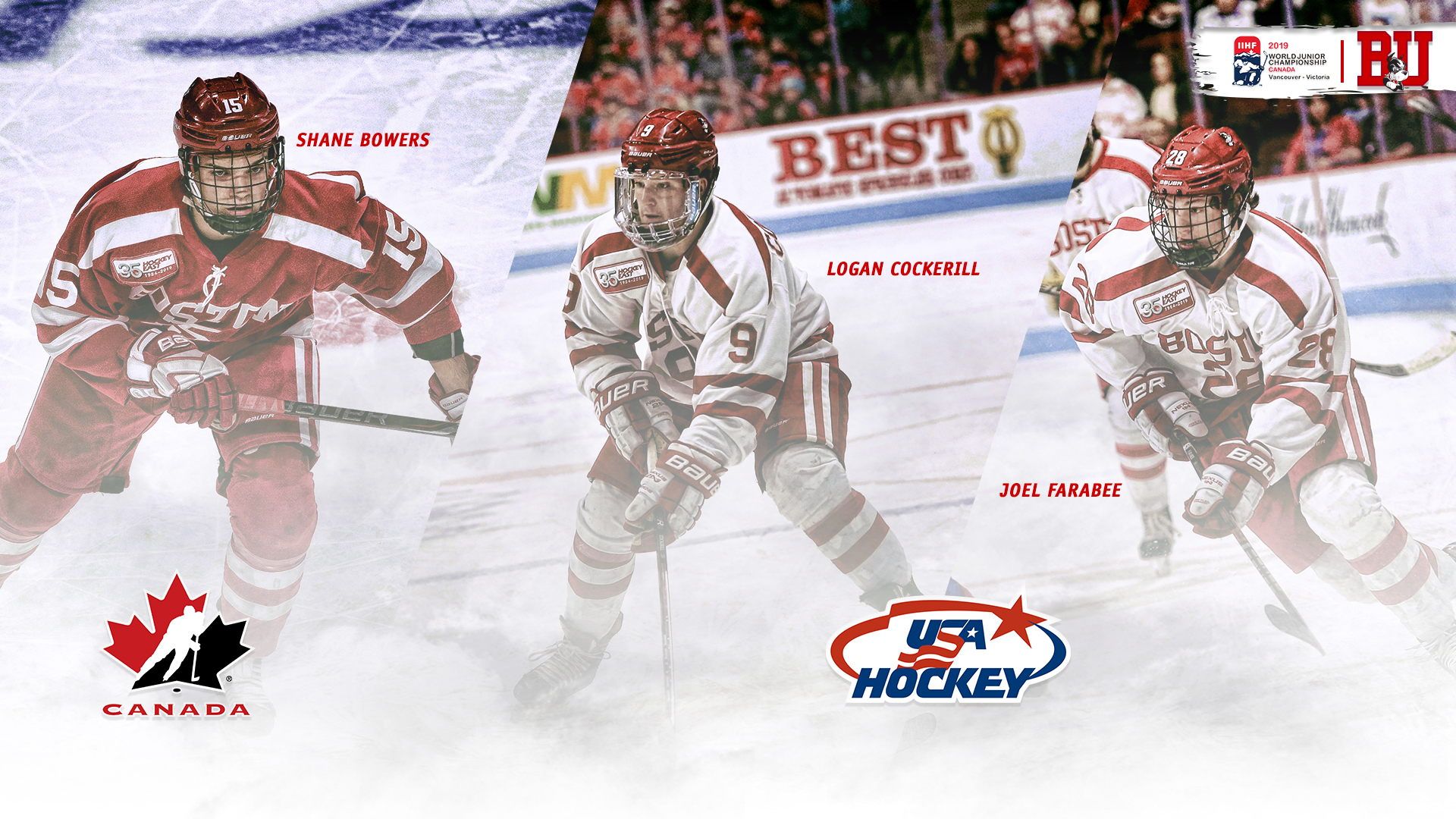 Three Terriers To Represent Their Countries At World Juniors